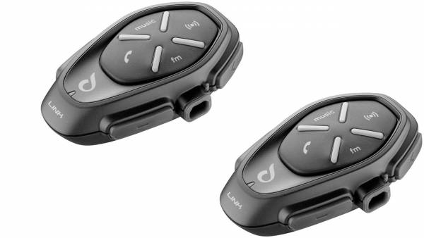 INTERPHONE GEGENSPRECHANLAGE LINK TWIN PACK
